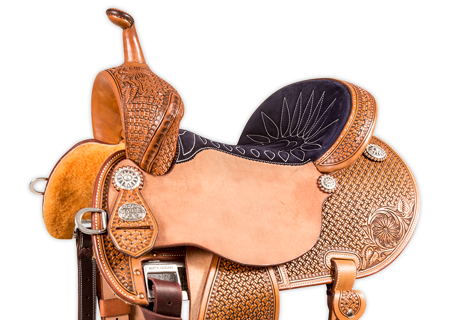 Barrel Racer | Martin Saddlery