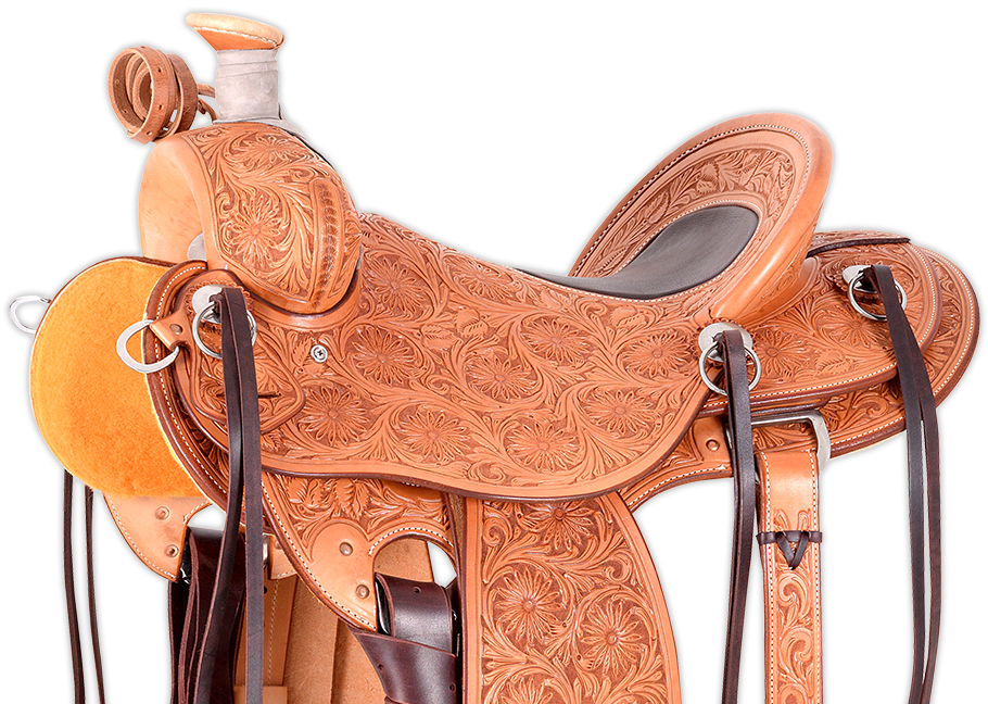 Wade-Ranch Saddles | Martin Saddlery